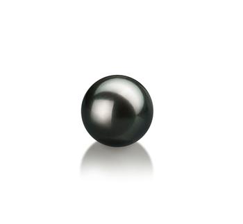 Noir 7-8mm AA-qualité Akoya du Japon -