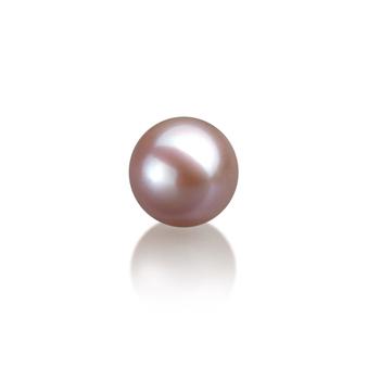Lavande 7-8mm AAAA-qualité perles d'eau douce -