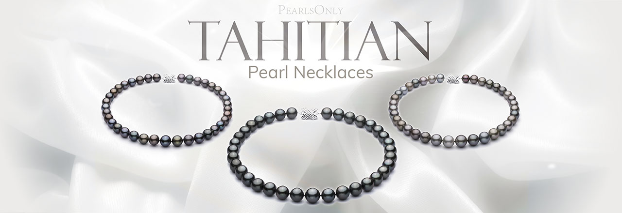PearlsOnly Collier Tahitien